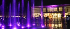 Konzerthalle / Vorplatz