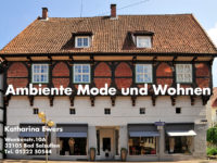 Ambiente Mode und Wohnen - Katharina Ewers